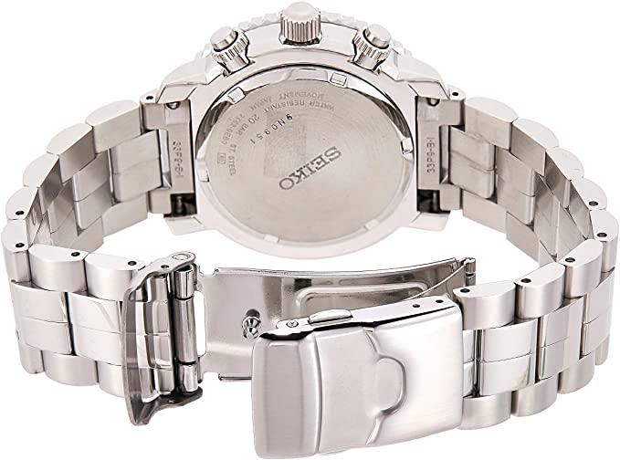 Seiko Flightmaster Bracelet