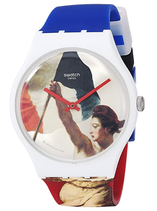 Swatch Louvre Special Edition L.E.P.
