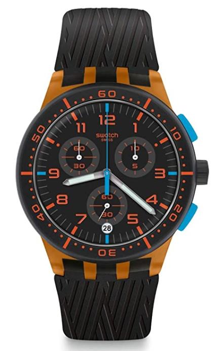 Swatch Orange Tire