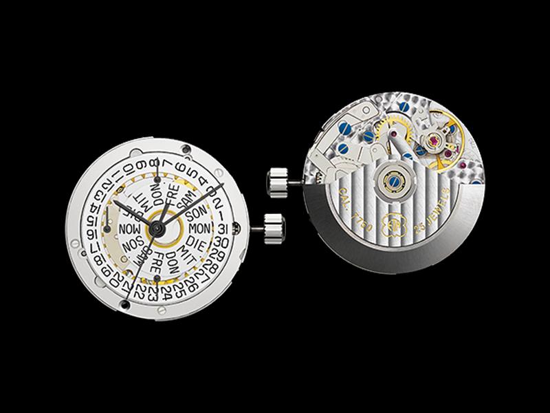 ETA Mecaline Chronograph Calibre 7750 Valjoux