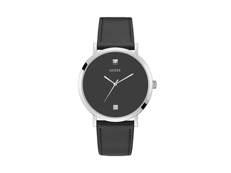 GUESS U12604G1 Round Diamond Watch