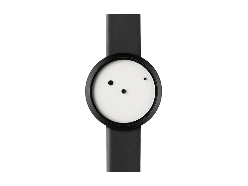 POS NAVA Ora lattea Quartz Men's Watch NVA020012 White