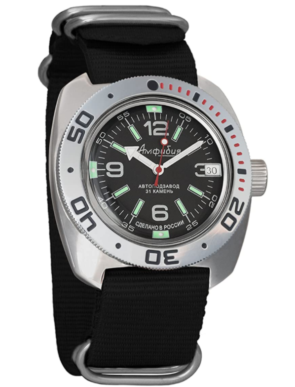 Vostok Amphibia, Russian Watches