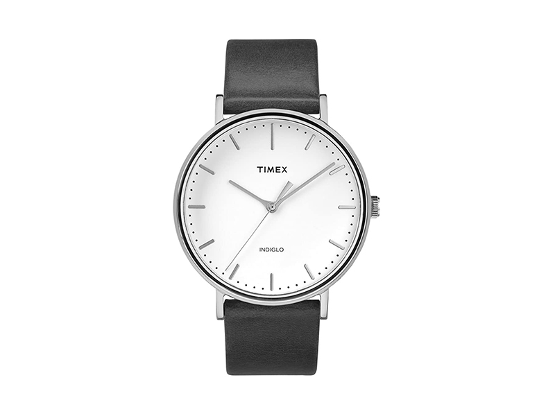 Timex TW2P91300CM Weekender Fairfield Men's Analog Display Quartz Watch