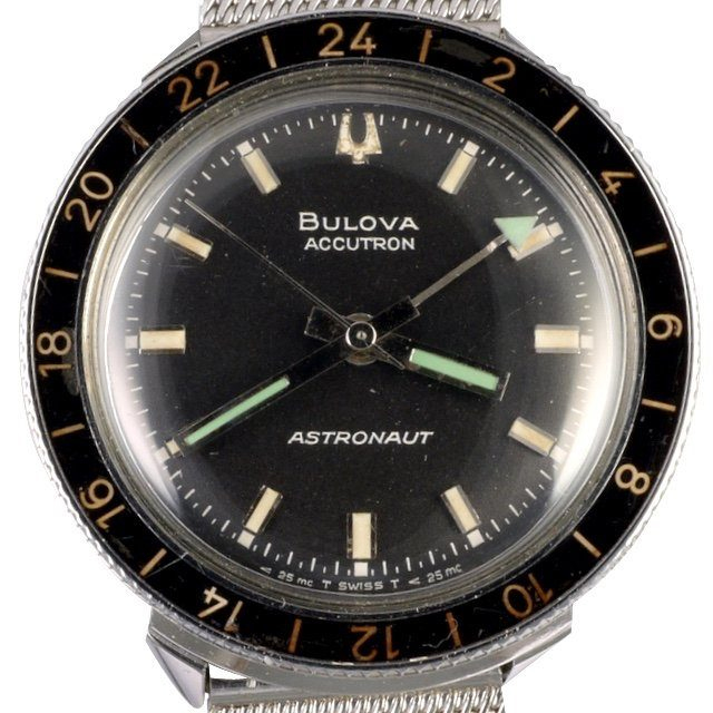 Bulova Accutron Astronaut