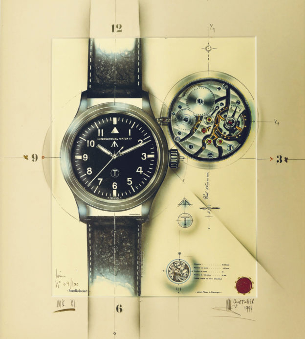 IWC Mark XVIII: History and Evolution of the Pilot's Watch