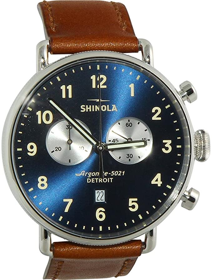 Shinola Detroit Men's The Canfield