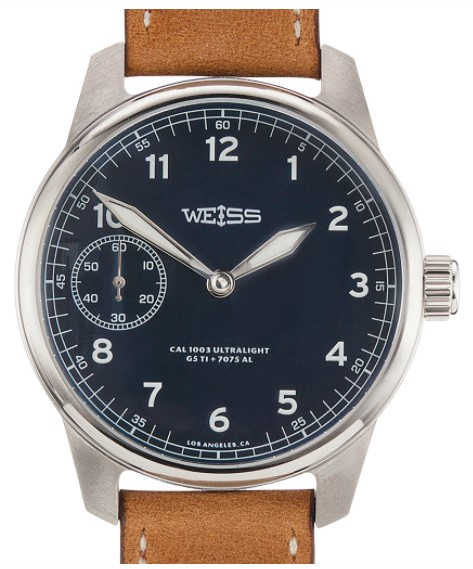 Limited Edition Weiss Watch