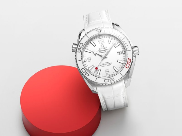 2020 Tokyo Olympics Limited Edition Seamaster Planet Ocean