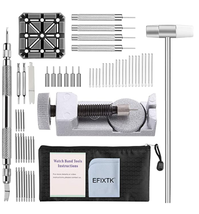 EFIXTK 24 in 1 Kit, how to remove watch links