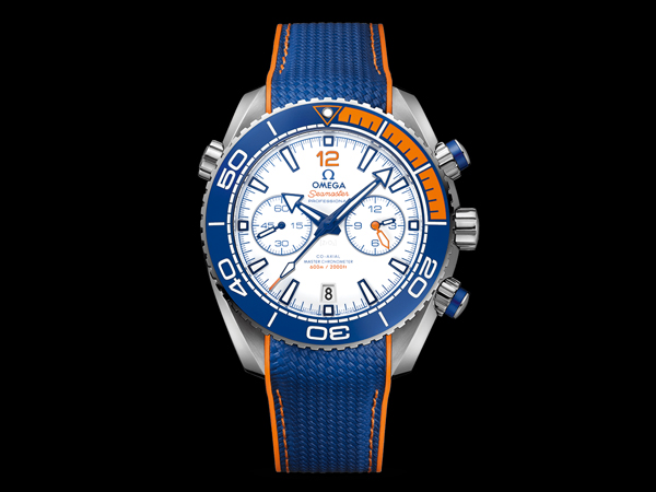 Michael Phelps Limited Edition Seamaster Planet Ocean