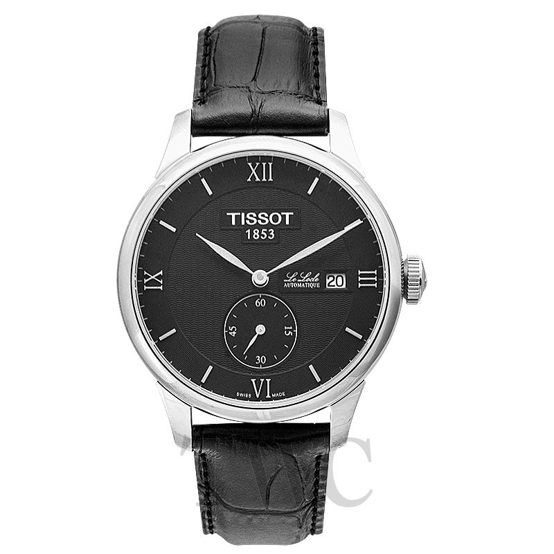 Tissot Le Locle, leaf watch hands